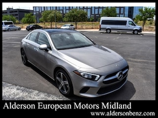 Used 2020 Mercedes-Benz A-Class A 220 Sedan for Sale in Midland, TX