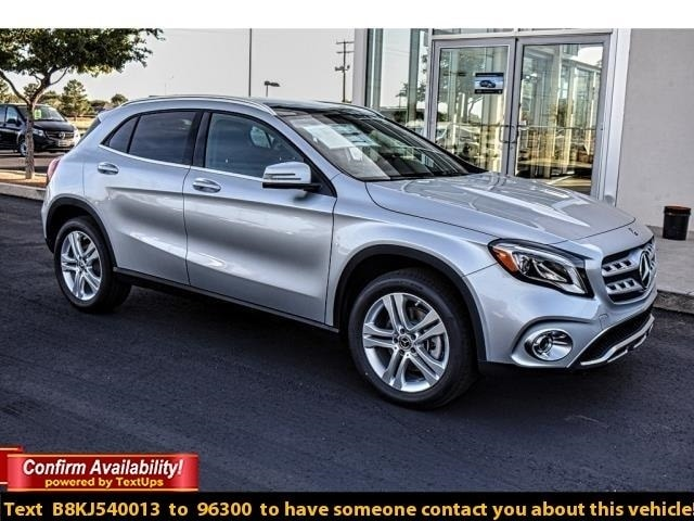 new 2019 mercedes-benz gla 250 for sale in midland tx | vin