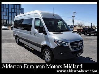 2020 Mercedes-Benz Sprinter 2500 High Roof V6 Van Passenger Van