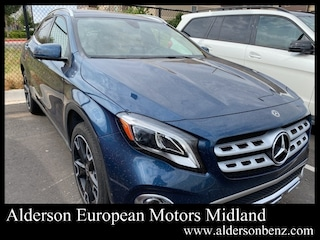 Used 2019 Mercedes-Benz GLA 250 SUV for Sale in Midland TX