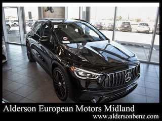 New 2021 Mercedes-Benz AMG GLA 35 4MATIC SUV for Sale in Midland, TX