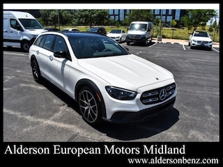 2021 Mercedes-Benz E-Class E 450 4MATIC Wagon