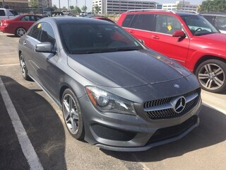 Used 2014 Mercedes-Benz CLA 250 4MATIC Coupe for Sale in Midland, TX