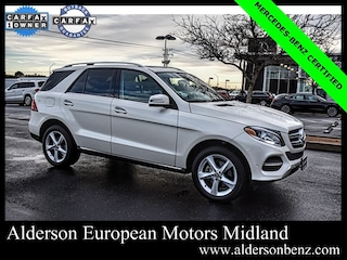 Certified 2017 Mercedes-Benz GLC 300 SUV for Sale in Midland, TX