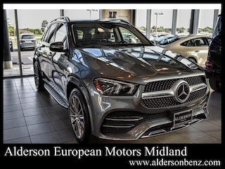 New 2020 Mercedes-Benz GLE 450 4MATIC SUV for Sale in Midland, TX