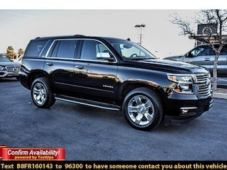 Used 2015 Chevrolet Tahoe LTZ SUV for Sale in Midland, TX
