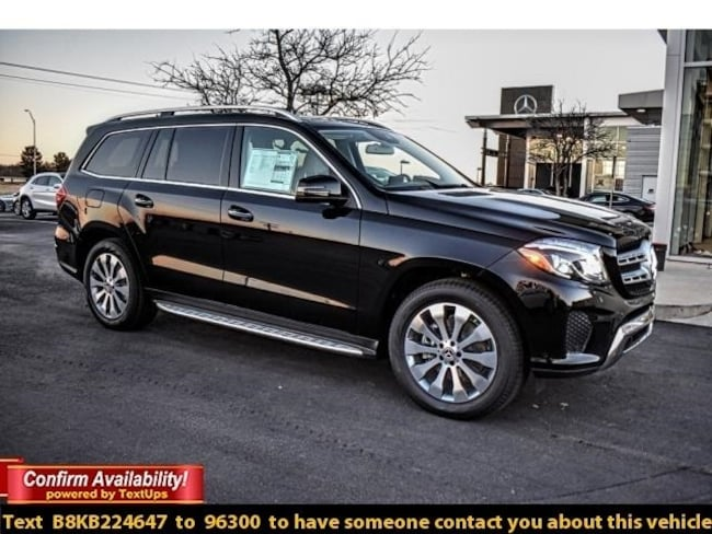 New 2019 Mercedes-Benz GLS 450 4MATIC SUV For Sale Midland, TX
