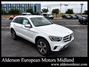 Featured new 2021 Mercedes-Benz GLC 300 SUV for sale in Midland, TX