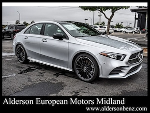Featured new 2020 Mercedes-Benz A-Class A 220 Sedan for sale in Midland, TX