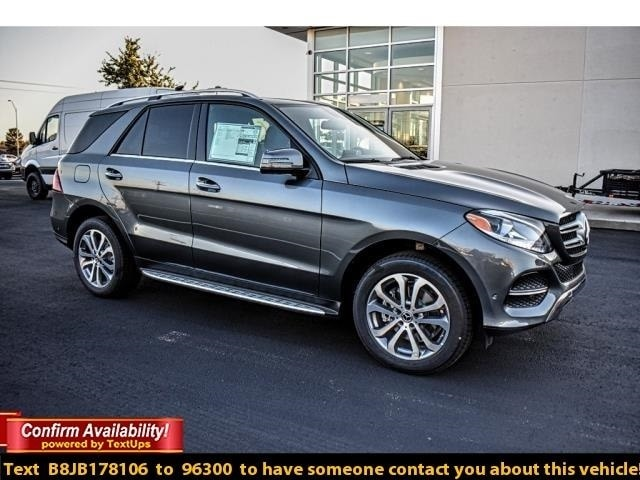 New 2018 Mercedes Benz GLE 350 SUV For Sale Midland, TX