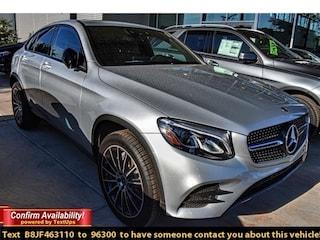 2018 Mercedes-Benz GLC 300 4MATIC Coupe