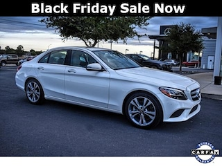 Certified 2019 Mercedes-Benz C-Class C 300 Sedan Z3141A for Sale in Midland, TX