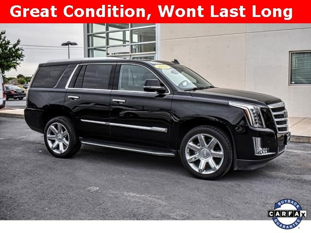 2016 Cadillac Suv >> Used 2016 Cadillac Escalade For Sale In Midland Tx Serving Odessa