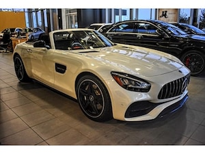 Featured new 2020 Mercedes-Benz AMG GT Convertible for sale in Midland, TX