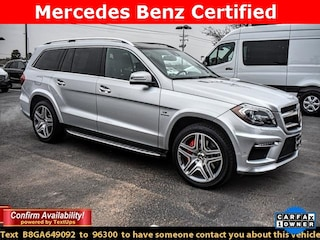 Used 2016 Mercedes-Benz AMG GL 63 4MATIC SUV for Sale in Midland TX
