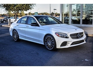 New 2020 Mercedes-Benz C-Class C 300 Sedan for Sale in Midland, TX