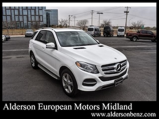 Used 2018 Mercedes-Benz GLE 350 SUV for Sale in Midland, TX