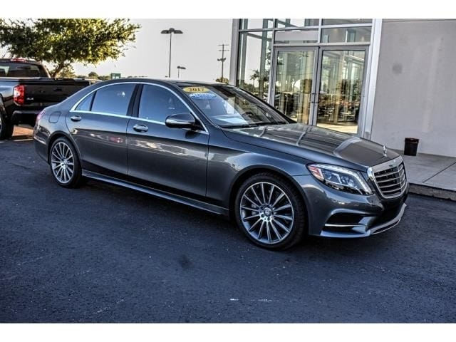 Used 2017 Mercedes Benz S Class For Sale In Midland Tx Serving Odessa Lubbock Big Spring Vin Wddug8cb4ha295902
