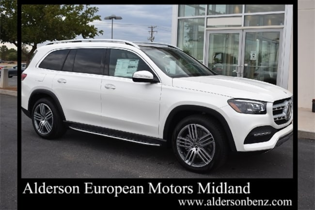 New 2020 Mercedes-Benz GLS 450 4MATIC SUV For Sale Midland, TX