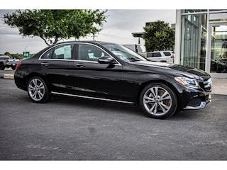 Used 2018 Mercedes-Benz C-Class C 300 Sedan for Sale in Midland TX