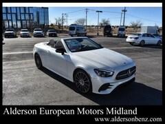 2021 Mercedes-Benz E-Class E 450 Cabriolet