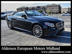 2020 Mercedes-Benz E-Class E 450 Convertible