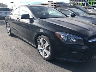 Used 2015 Mercedes-Benz CLA 250 Coupe for Sale in Midland, TX