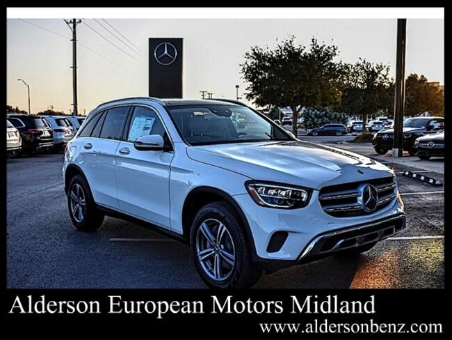 New 2020 Mercedes-Benz GLC 300 SUV For Sale Midland, TX