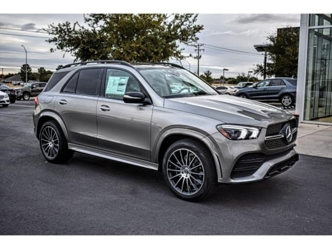 New 2020 Mercedes-Benz GLE 350 SUV For Sale Midland, TX