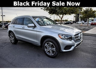 Certified 2016 Mercedes-Benz GLC 300 SUV Z3123A for Sale in Midland, TX