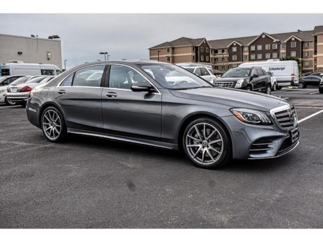 Used 2018 Mercedes-Benz S-Class S 450 Sedan For Sale Midland, TX