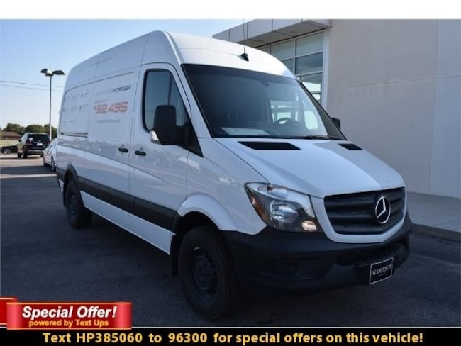 2017 Mercedes-Benz Sprinter 2500 Standard Roof V6 Van