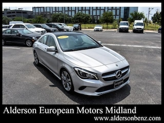 Used 2019 Mercedes-Benz CLA 250 Coupe for Sale in Midland, TX