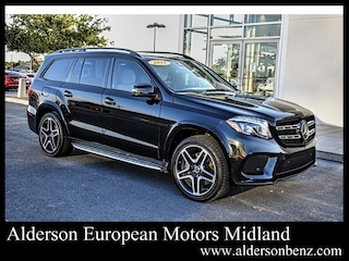 Certified 2018 Mercedes-Benz GLS 550 4MATIC SUV for Sale in Midland, TX