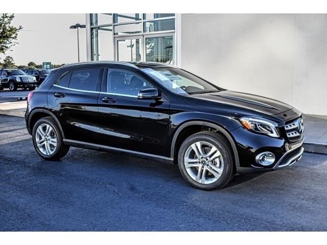 New 2019 Mercedes Benz Gla 250 For Sale In Midland Tx Vin