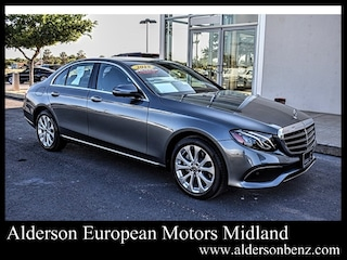 Used 2019 Mercedes-Benz E-Class E 300 Sedan for Sale in Midland, TX