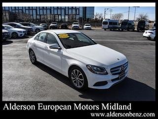 Used 2016 Mercedes-Benz C-Class C 300 Sedan for Sale in Midland, TX