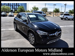 New 2021 Mercedes-Benz GLA 250 4MATIC SUV for Sale in Midland, TX