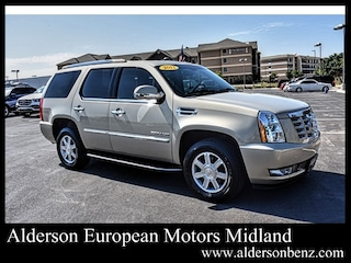 Used 2011 CADILLAC Escalade Base SUV for sale in midland TX