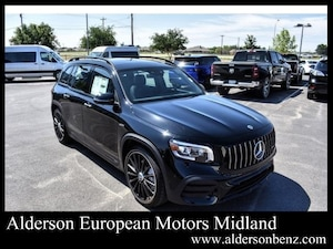 Featured new 2021 Mercedes-Benz AMG GLB 35 4MATIC SUV for sale in Midland, TX