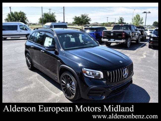 New 2021 Mercedes-Benz AMG GLB 35 4MATIC SUV For Sale Midland, TX