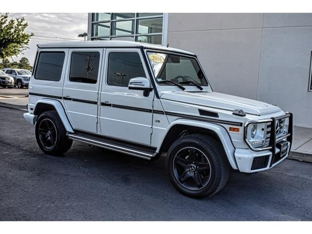 Mercedes Benz G Wagon For Sale >> Used 2016 Mercedes Benz G Class For Sale In Midland Tx Serving Odessa Lubbock Big Spring Vin Wdcyc3kf5gx256580