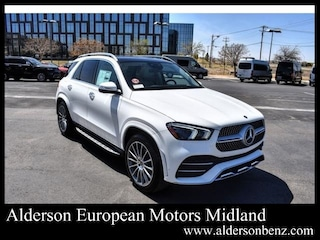 New 2021 Mercedes-Benz GLE 350 SUV for Sale in Midland, TX