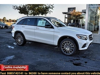 New 2019 Mercedes-Benz GLC 300 4MATIC SUV for Sale in Midland, TX
