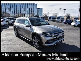 New 2021 Mercedes-Benz GLS 450 4MATIC SUV for Sale in Midland, TX