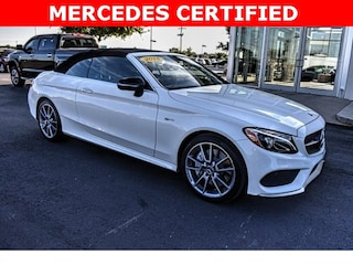 Used 2018 Mercedes-Benz AMG C 43 4MATIC Convertible for Sale in Midland TX
