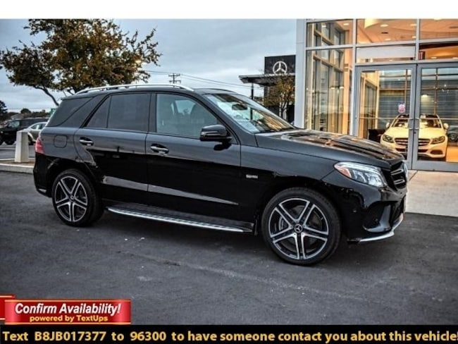 Certified Pre-Owned 2018 Mercedes-Benz AMG GLE 43 4MATIC SUV For Sale Midland, Texas