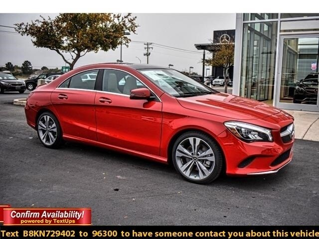 New 2019 Mercedes Benz Cla 250 For Sale In Midland Tx Vin