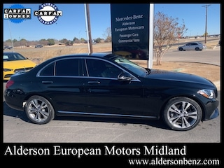 Used 2016 Mercedes-Benz C-Class C 300 Sedan for Sale in Midland, TX
