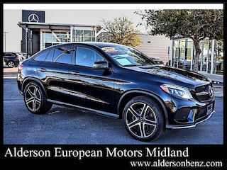 Certified 2018 Mercedes-Benz AMG GLE 43 4MATIC SUV for Sale in Midland, TX